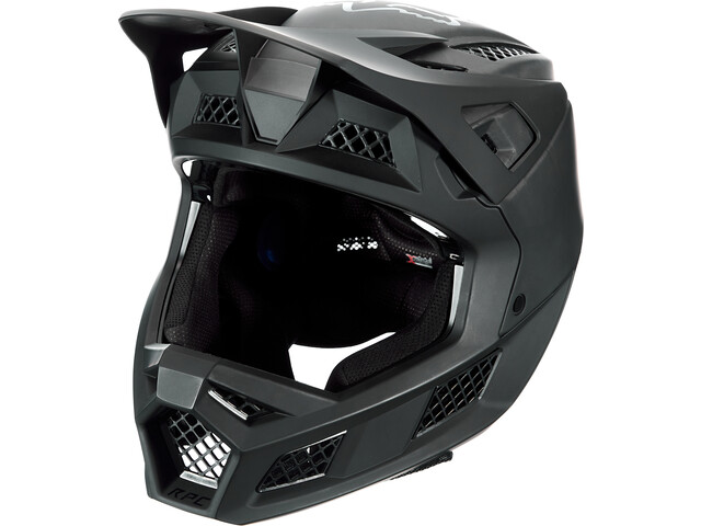 Fox Rampage Pro Carbon Casco Full Face Hombre, matte black